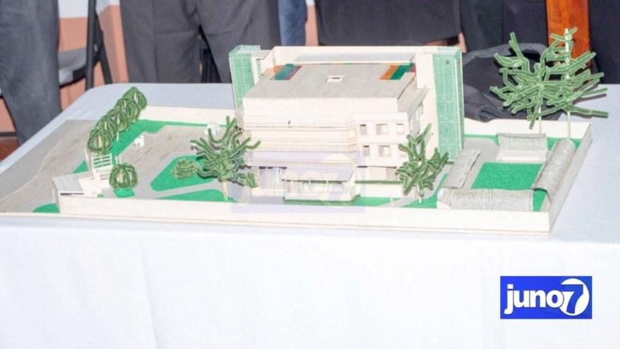 Projet Faculté de Droit de Jacmel