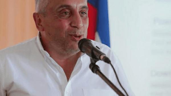 Jean-Marc GARDERE Rhum Barbancourt