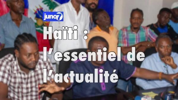 Haiti : L'essentiel de l'actualité du mercredi 27 janvier 2021