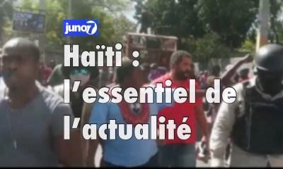 Haiti : L'essentiel de l'actualité du jeudi 21 janvier 2021