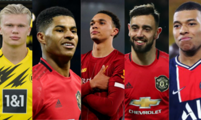 Découvrez les 5 joueurs les plus chers du monde