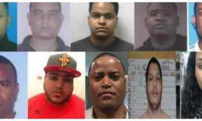 Une liste de 21 dominicains recherchés par Interpol