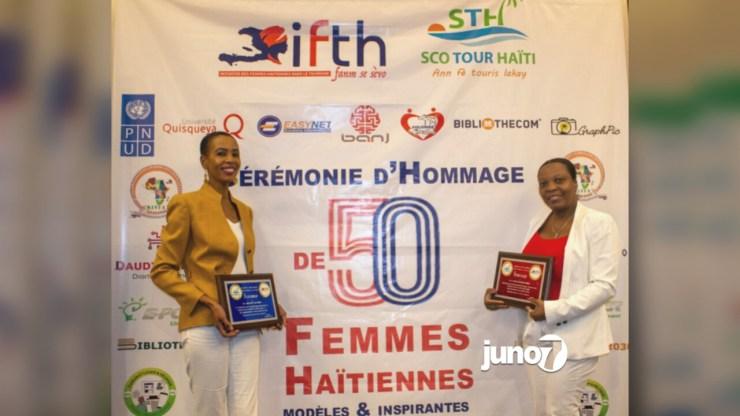 50 femmes honorées par IFTH et SCO Tour Haiti