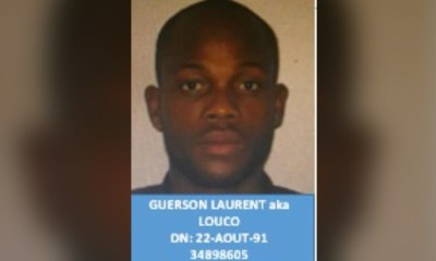 Arrestation de Guerson Laurent, principal suspect dans l'assassinat de Me Dorval