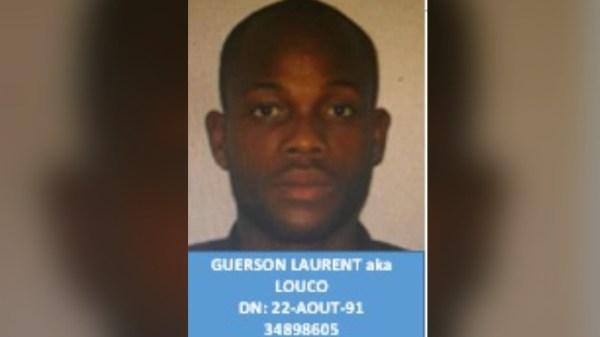 Arrestation de Guerson Laurent, principal suspect dans l'assassinat de Me Dorval