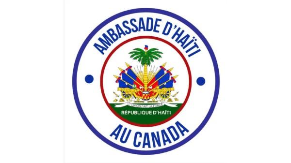 Ambassade d'Haïti au Canada