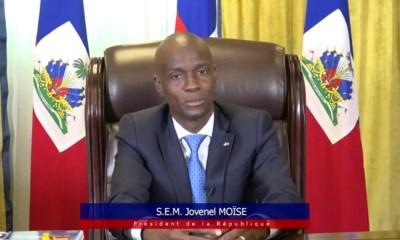 Le président Jovenel Moïse annonce un task force pour combattre le kidnapping et l'insécurité