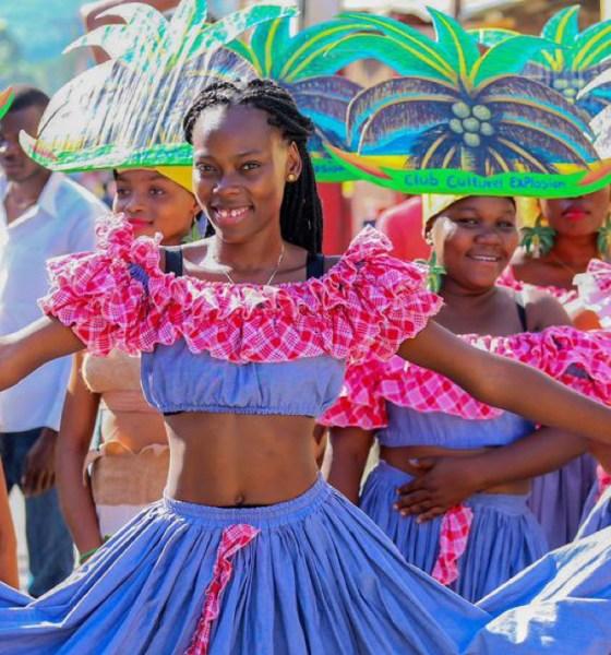Le Carnaval national de Jacmel, classé dans le patrimoine culturel national haïtien