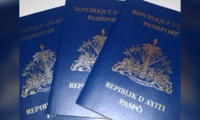 Deux décrets pour annoncer l'augmentation du prix d'un passeport entre 8 000 et 12 000 gourdes