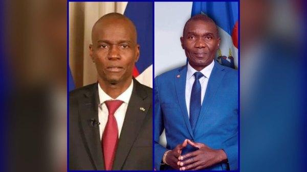 Le président Jovenel Moïse invite le président Joseph Lambert à une rencontre..
