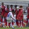 Haïti a perdu 3-0 face au Honduras