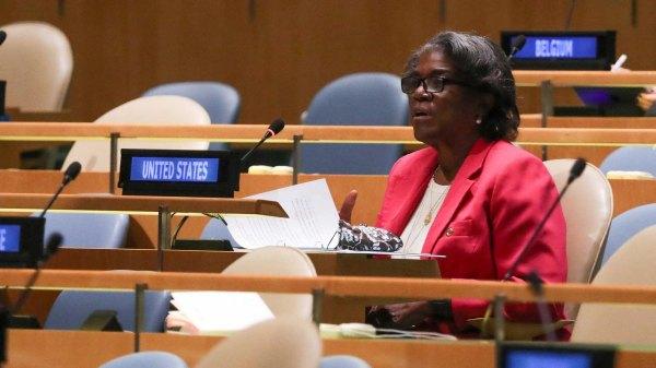 La présidente du Conseil de sécurité de l'ONU « vivement préoccupé par les crises prolongées en Haïti »