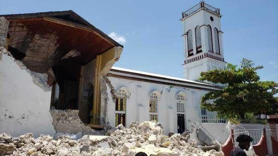 L'archidiocèse de Port-au-Prince appelle à la solidarité envers les victimes du séisme du 14 août
