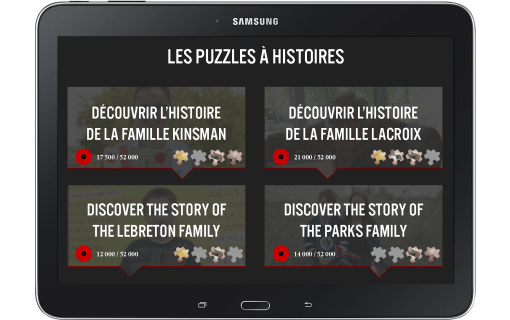 Puzzling Stories Mobile App (11+ Years Old) : Juno Beach Centre