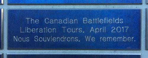 Liberation Tours brick