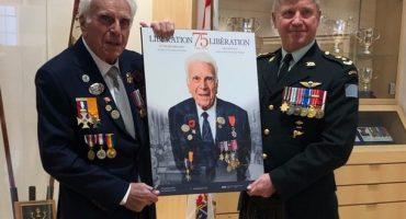 Veteran Norm Kirby