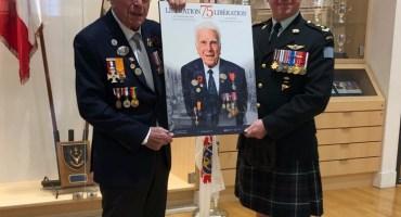 World War 2 Veteran Norm Kirby
