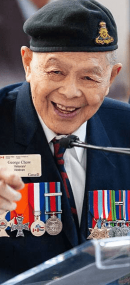 Liberator Letters - George Chow