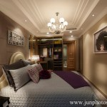Guangzhou architecture photographer modern bedroom