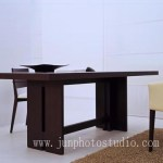 Table and chair furniture product photography China