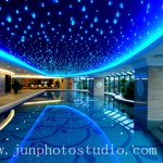 China real estate photographer swimming pool image