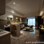 studio apartment interior architecture design China