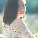 Shenzhen professional portrait photography sun set