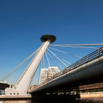 The Chifeng Bridges Tianjin city architecture photography China