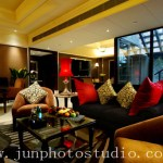 China architectural photographer luxury living room
