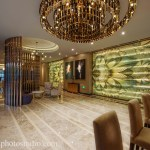 lobby interior architecture photography and design China