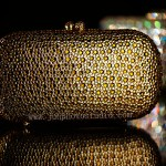golden sparkly evening bags image Guangzhou China