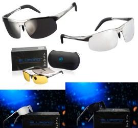 reflective sports sunglasses amazon product photography Shenzhen
