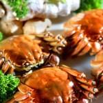 Shenzhen advertising food photographer crab