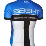 product photography cycling jersey back