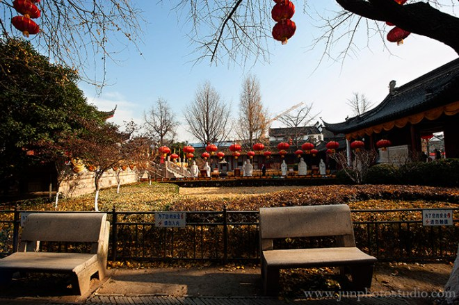 Confucius temple photo