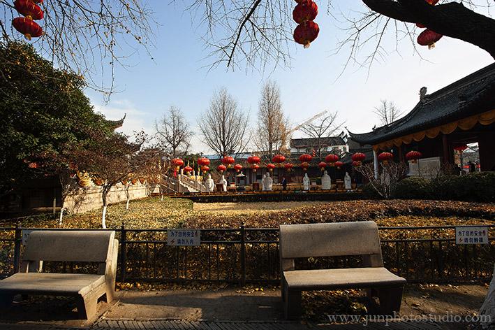 Confucius temple photo