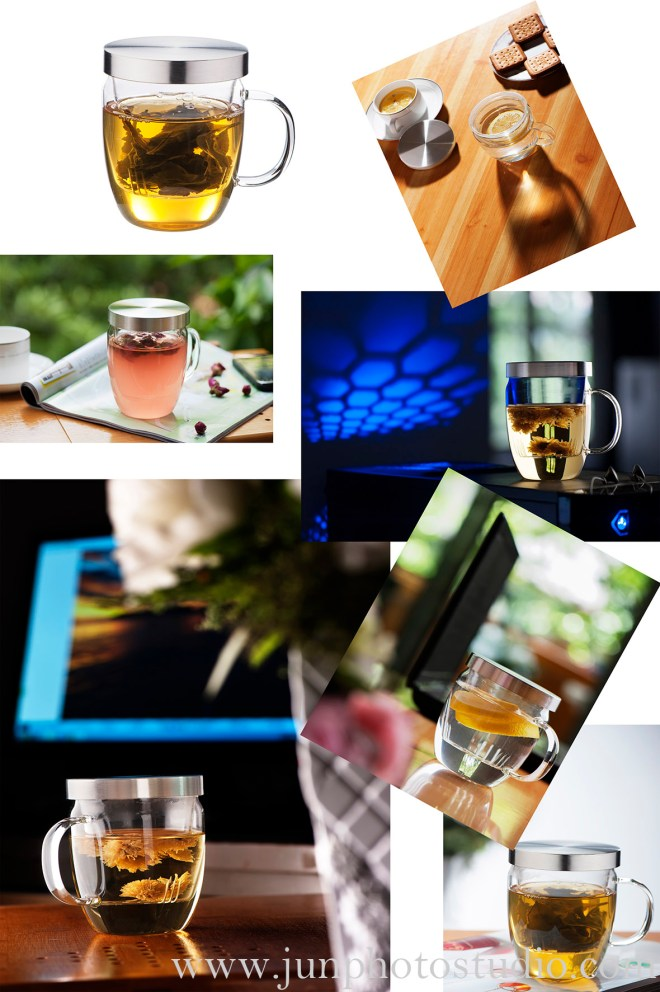 Shenzhen teacup product photography