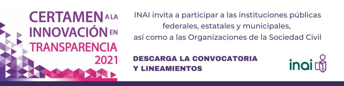 Banner Invitación INAI