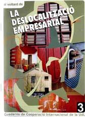 Al voltant de la deslocalització empresarial (© imatge: Edicions de la UdL)