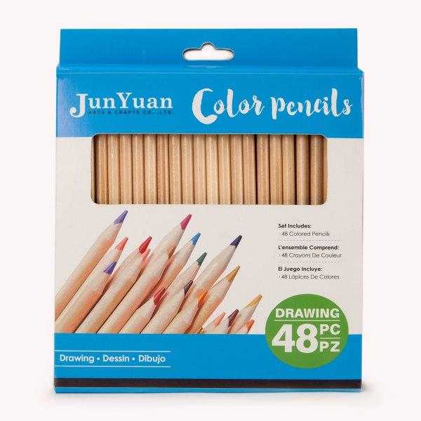 48pc Colored Pencils