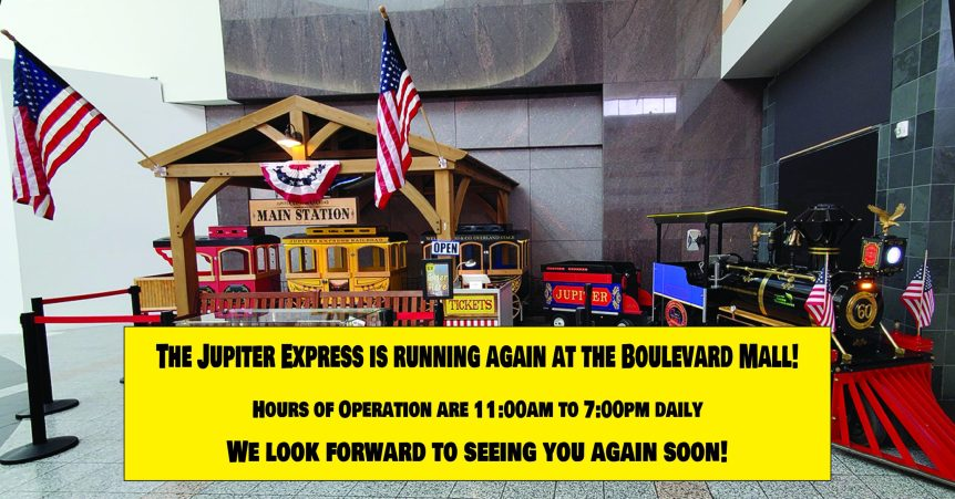 Jupiter Express Boulevard Mall