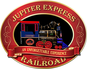 Jupiter Express Railroad Logo