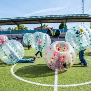 Bubble Football en Valencia
