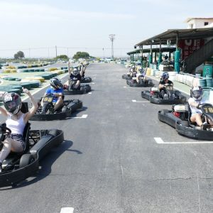 Karting en Valencia