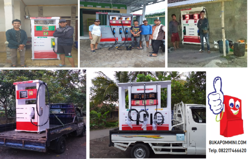 Agen Pertamini Yogyakarta