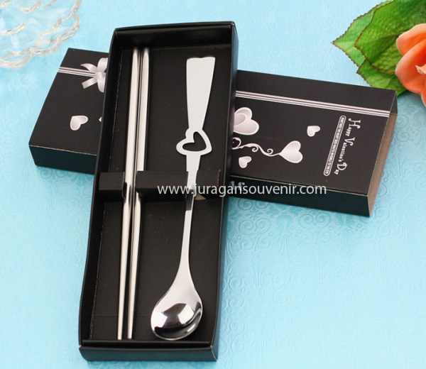 Black Box ice spoon chopsticks