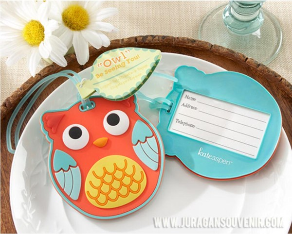 Owl Tag Name Luggage (2)