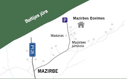 Karte no Rīgas