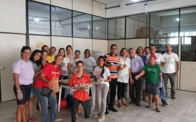 Voluntariado faz diferença no QG da Dengue de Itabuna