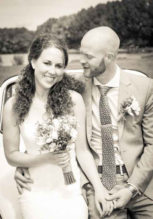 trouwfotografie: Bruiloft fotografie in Almere Flevoland